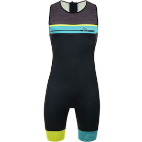 Santini Sleek Plus 775 Sleeveless Trisuit Men yellow